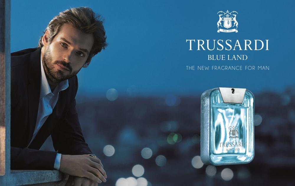 Завораживающая свежесть в аромате Trussardi Blue Land