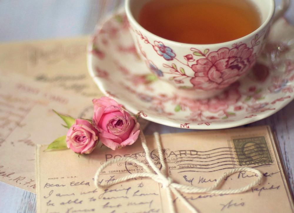 Время для чашечки чая! Лучшие ароматы с чайными нотами