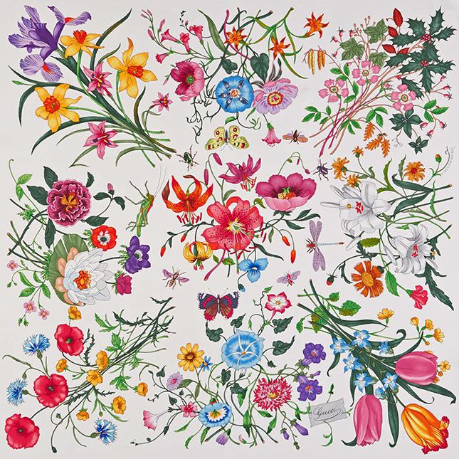 Flora by Gucci - юбилейное издание популярного аромата