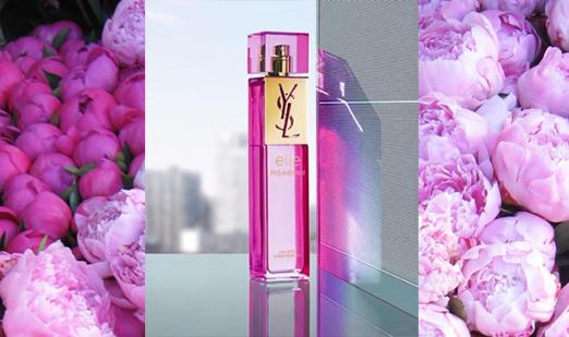 Elle Summer Fragrance – романтический аромат на лето от Yves Saint Laurent