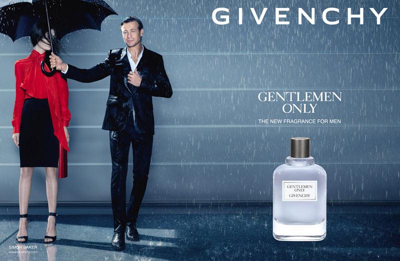 Givenchy Gentlemen Only – аромат для настоящих джентльменов