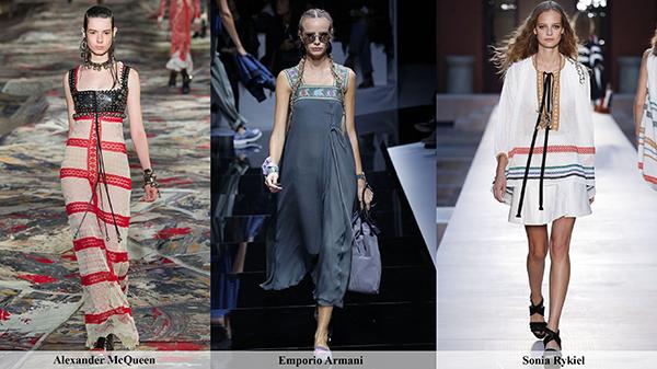 Мода 80х возвращается? Тренды весна-лето 2017