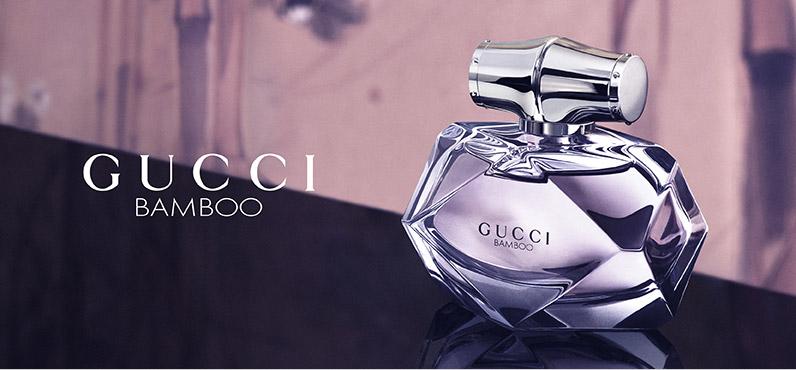 Gucci Bamboo. Ароматы в стиле минимализм