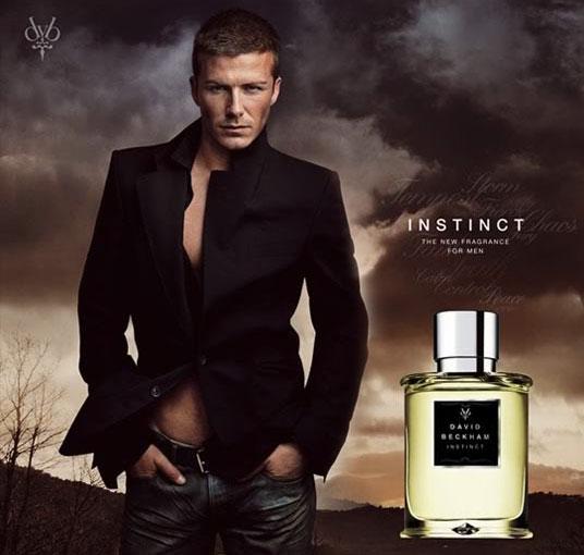 David Beckham Instinct & Instinct After Dark: твоя сила в инстинктах