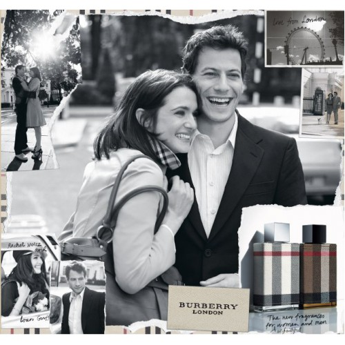 Burberry London. Химия элегантности