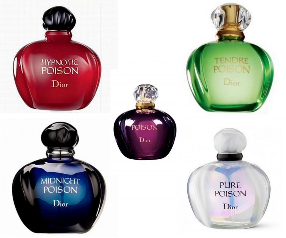 Christian Dior Poisons. Отравление соблазном