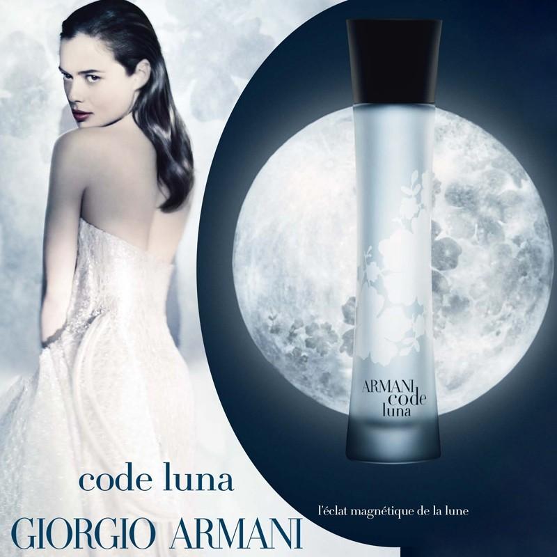 Таинственность лунной ночи в аромате Code Luna от Armani