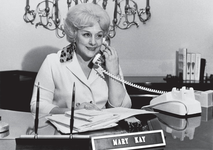 Как появились знаменитые бренды? Mary Kay