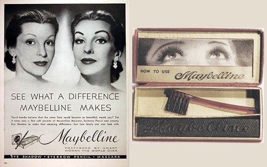 Как появились знаменитые бренды? Maybelline