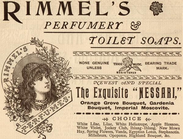 Как появились знаменитые бренды? Rimmel