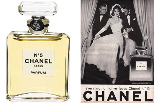 5 самых популярных ароматов прошлого века: Chanel №5