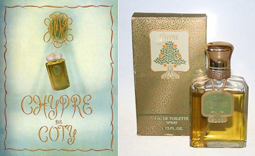 5 самых популярных ароматов прошлого века: Chypre