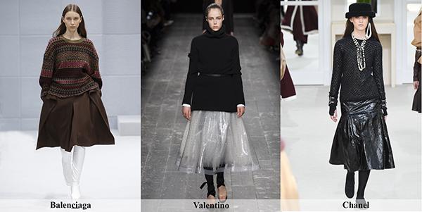 Модные тренды осень-зимы 2016-17