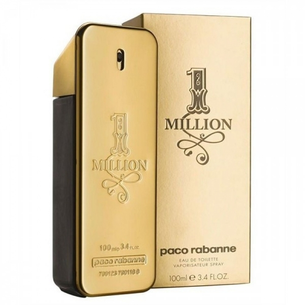 Туалетная вода Paco Rabanne 1 Million (edt 100ml)