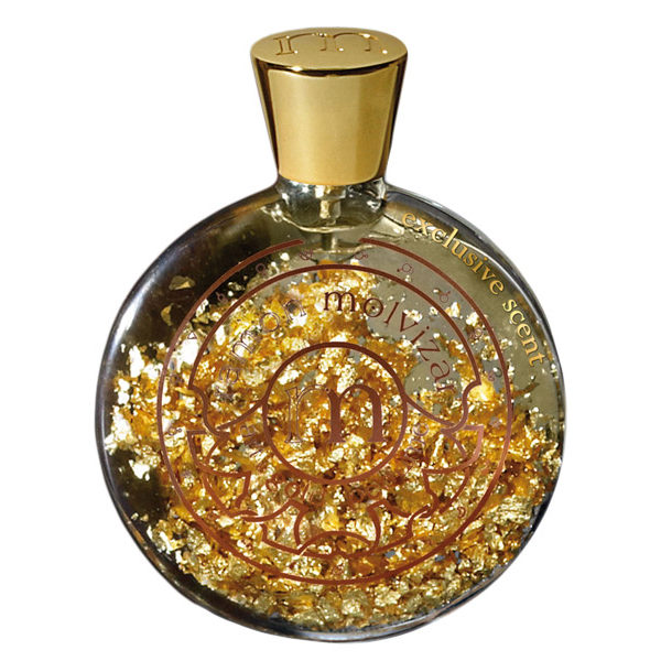 Парфюмированная вода Ramon Molvizar Art and Gold Perfume Exclusive Scent для женщин  - edp 75 ml tester