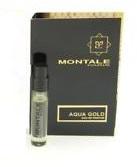 Парфюмированная вода Montale Aqua Gold для мужчин и женщин  - edp 2 ml vial