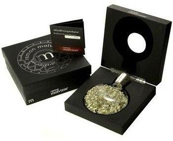Парфюмированная вода Ramon Molvizar Art and Silver Perfume Exclusive Scent для женщин  - edp 75 ml + 2 vial