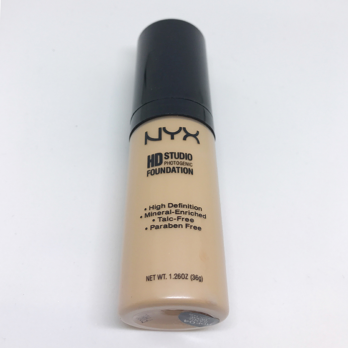 Тональный крем Nyx HD Studio Photogenic Foundation - Тональный крем Nyx HD Studio Photogenic Foundation 04