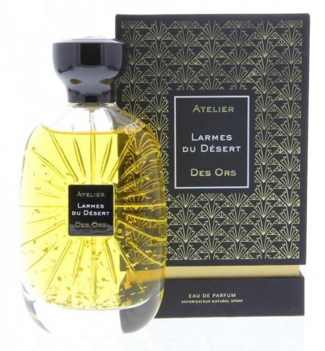 Парфюмированная вода Atelier Des Ors Larmes du Desert для мужчин и женщин  - edp 100 ml
