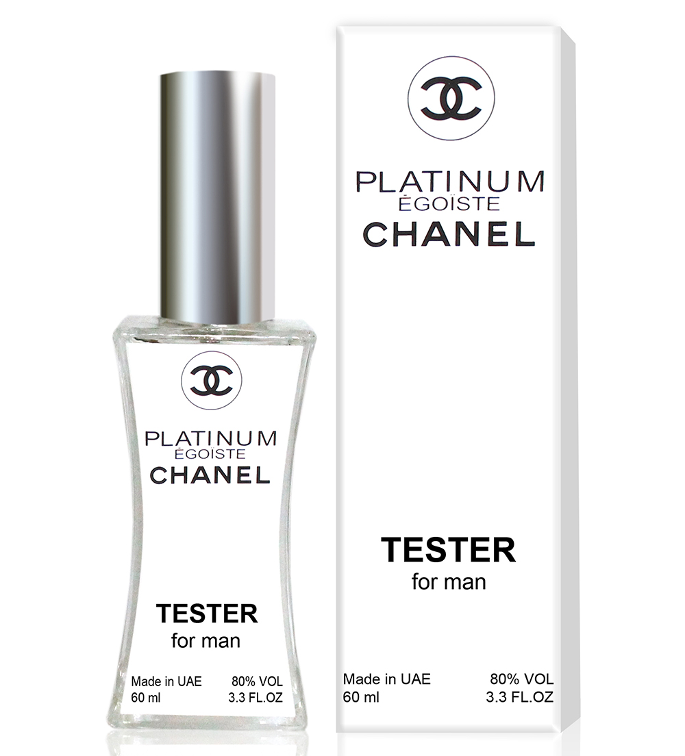 Тестер Chanel Egoiste Platinum (edp 60ml)