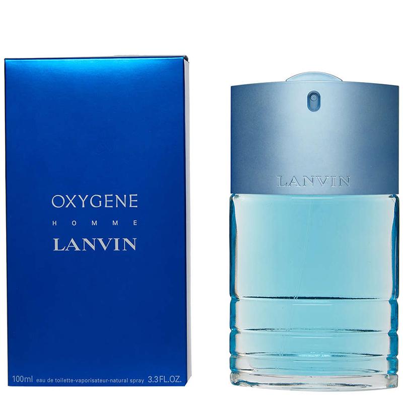 Туалетная вода Lanvin Oxygene Homme для мужчин  - edt 100 ml