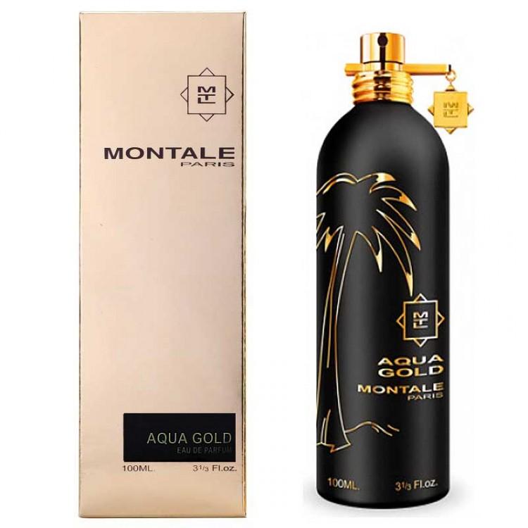 Парфюмированная вода Montale Aqua Gold для мужчин и женщин  - edp 100 ml