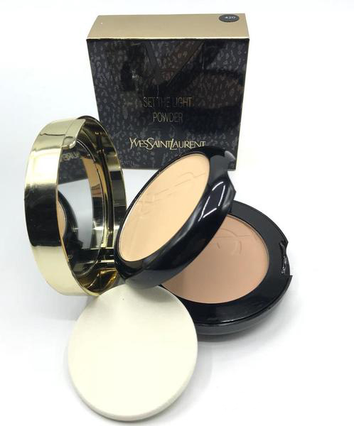 Двойная пудра Yves Saint Laurent Set The Light Powder -