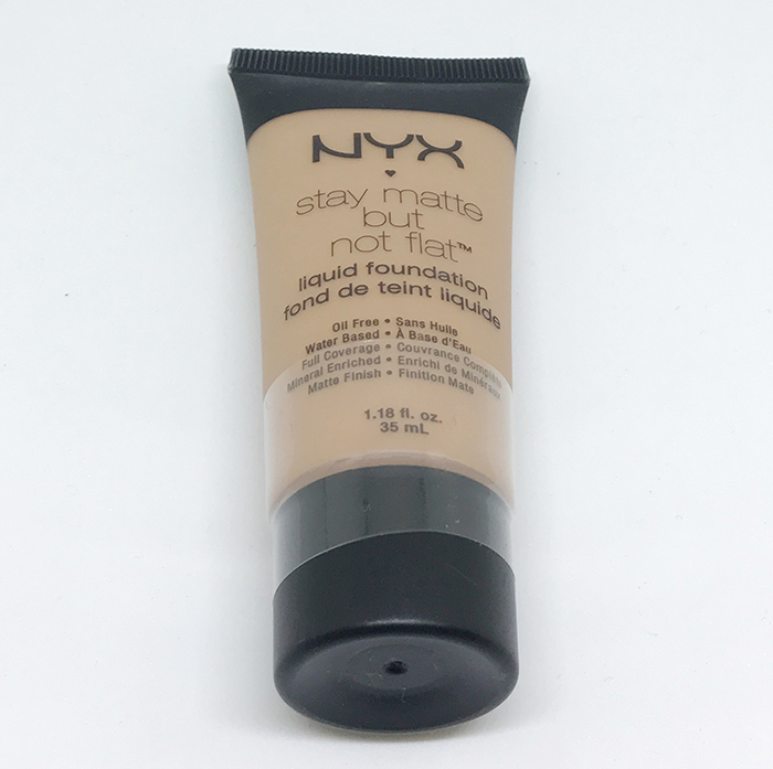 Тональный крем NYX Stay Matte But Not Flat - Тональный крем NYX Stay Matte But Not Flat 06