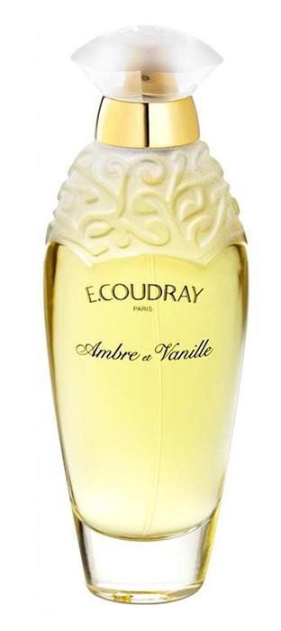 Туалетная вода E. Coudray Ambre Et Vanille для женщин  - edt 100 ml tester