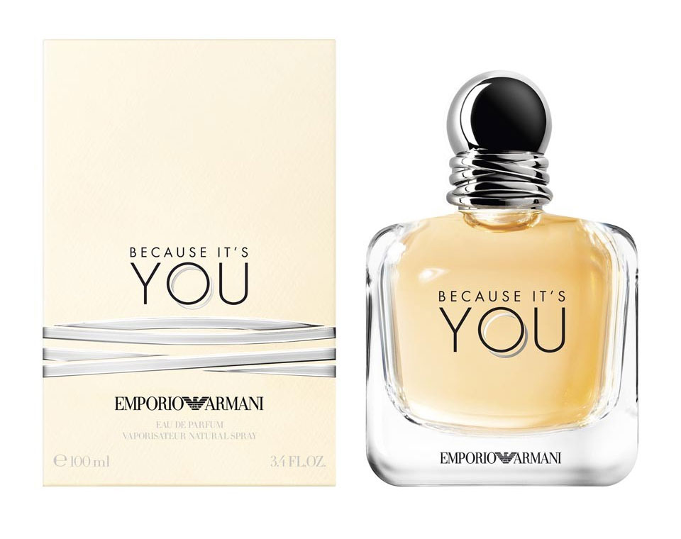 Парфюмированная вода Giorgio Armani Emporio Armani Because It's You (edp 100ml)