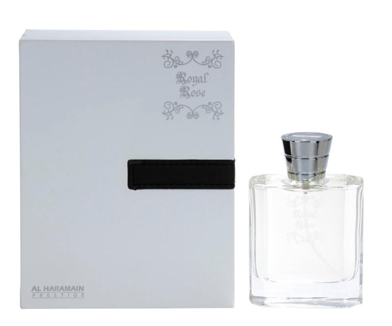 Парфюмированная вода Al Haramain Royal Rose унисекс  - edp 100ml