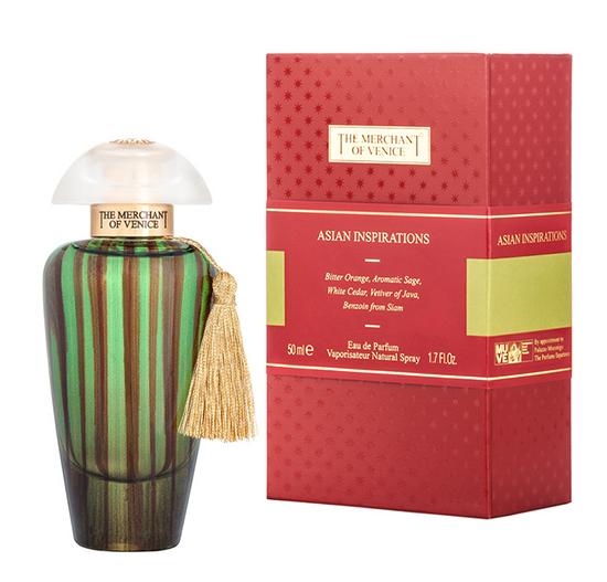 Парфюмированная вода The Merchant of Venice Asian Inspiration унисекс  - edp 50 ml