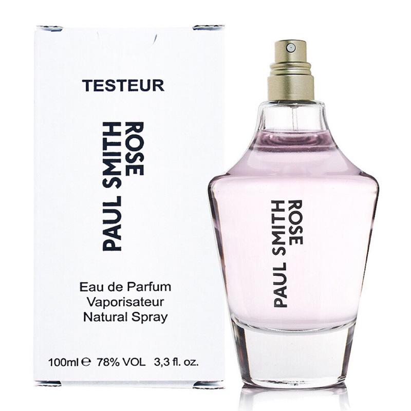 Парфюмированная вода Paul Smith Rose для женщин  - edp 100 ml tester