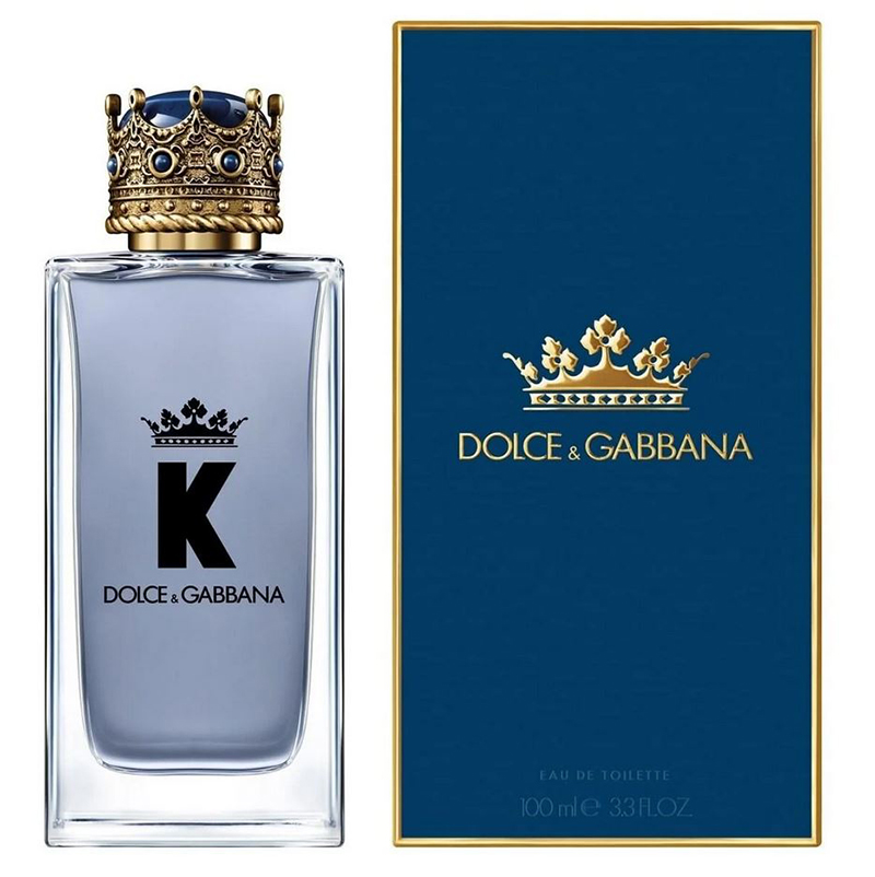 Туалетная вода Dolce and Gabbana K by Dolce and Gabbana для мужчин  - edt 100 ml