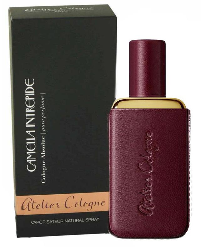 Парфюмированная вода Atelier Cologne Camelia Intrepide для мужчин и женщин  - edp 30 ml
