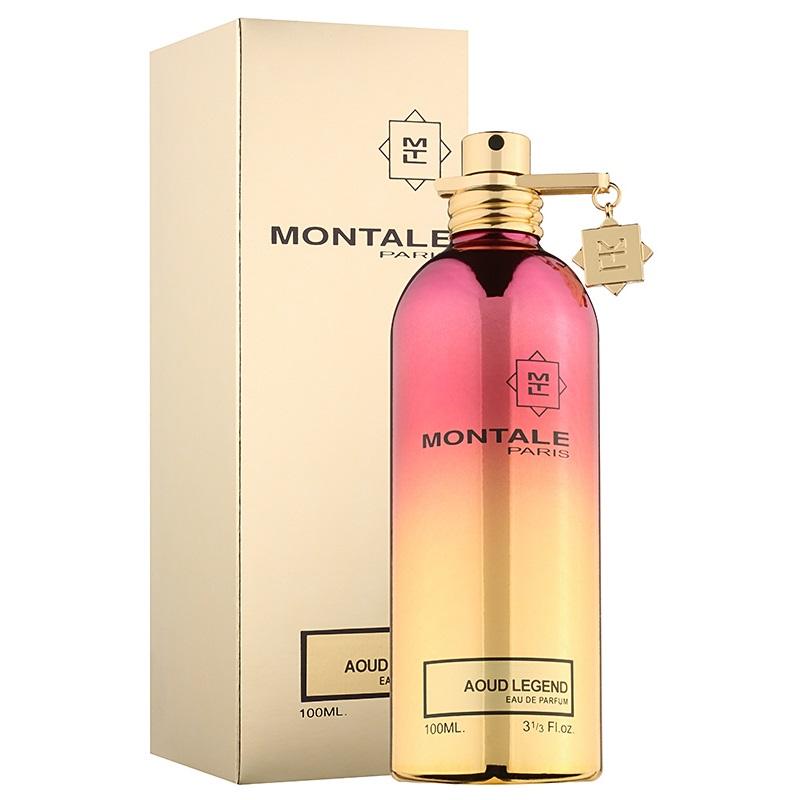 Парфюмированная вода Montale Aoud Legend для мужчин и женщин  - edp 100 ml