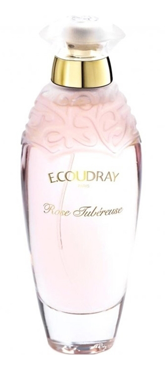 Туалетная вода E. Coudray Rose Tubereuse для женщин  - edt 100 ml tester