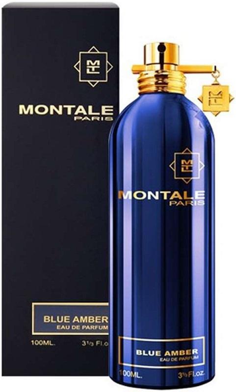 Парфюмированная вода Montale Blue Amber для мужчин и женщин  - edp 100 ml