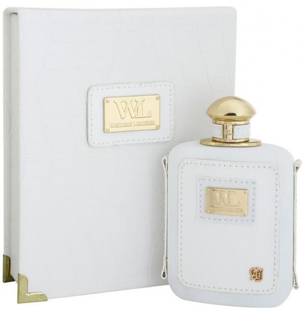Парфюмированная вода Alexandre.J Western Leather White для женщин  - edp 100ml