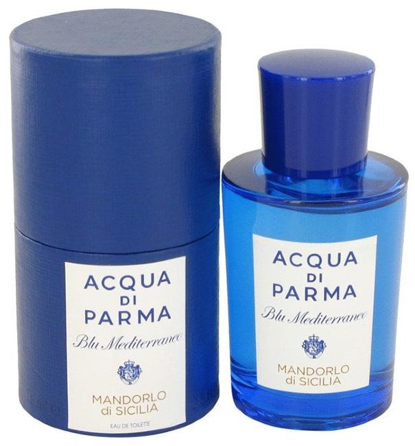 Acqua Di Parma Blu Mediterraneo Mandorlo Di Sicilia LUXURY Orig.Pack! (тестер lux) edc 100 ml
