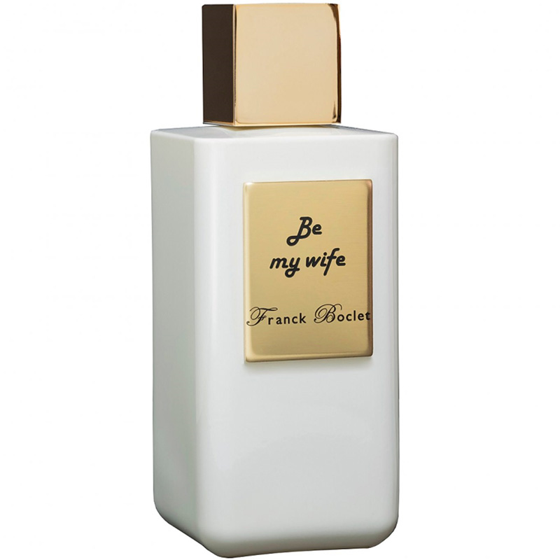 Духи Franck Boclet Be My Wife для женщин  - parfum 100 ml
