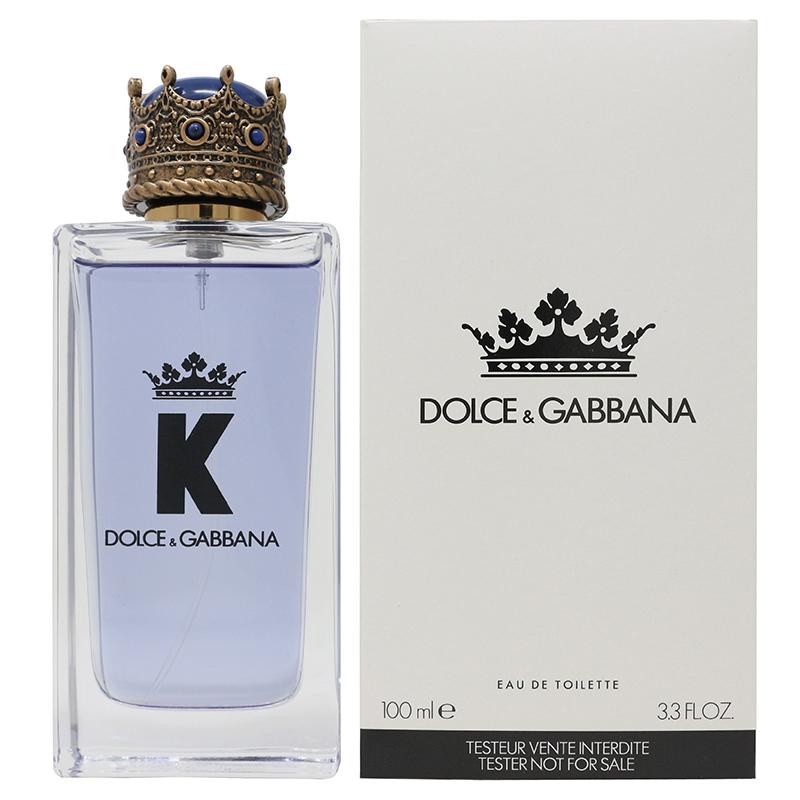 Туалетная вода Dolce and Gabbana K by Dolce and Gabbana для мужчин  - edt 100 ml tester