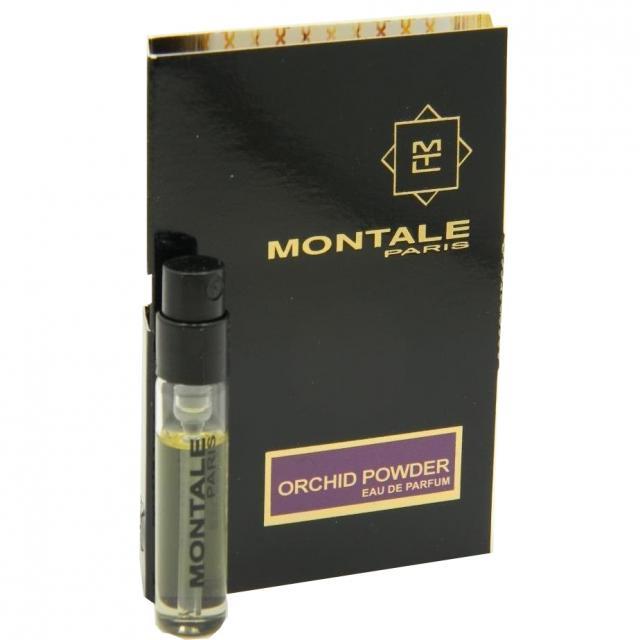 Парфюмированная вода Montale Orchid Powder для мужчин и женщин  - edp 2 ml vial (2018)
