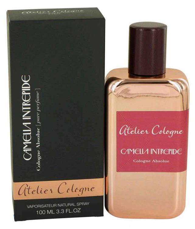 Парфюмированная вода Atelier Cologne Camelia Intrepide для мужчин и женщин  - edp 100 ml