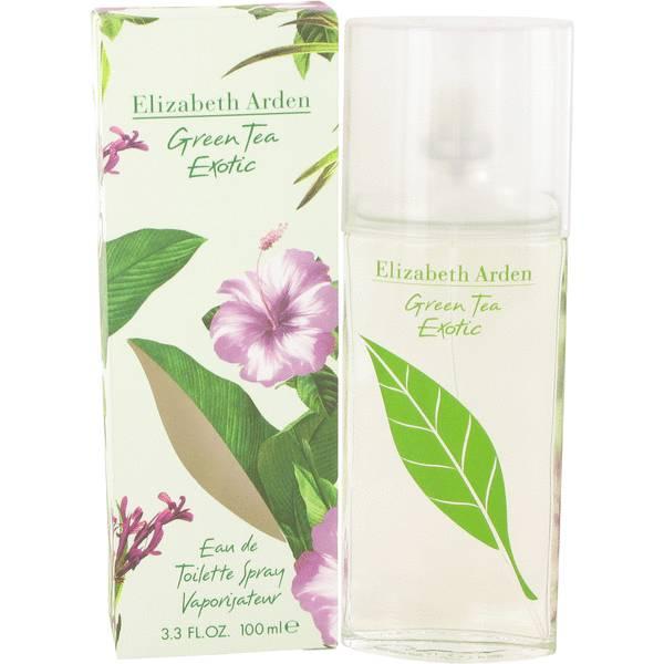 Туалетная вода Elizabeth Arden Green Tea Exotic для женщин  - edt 100 ml