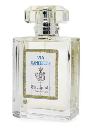 Туалетная вода Carthusia Via Camerelle для женщин  - edt 100 ml tester