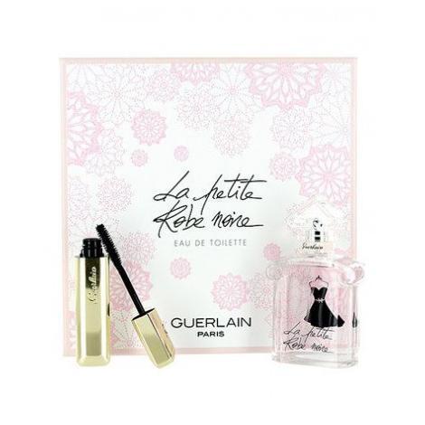 Набор Guerlain La Petite Robe Noir edt для женщин  - set (edt 50 ml + mascara cils dnfr 01 noir 8.5 ml)