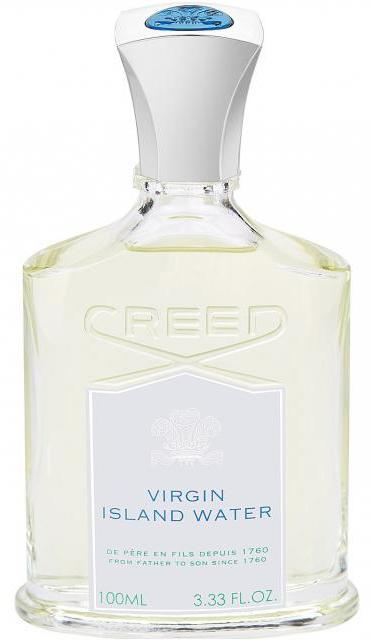 Парфюмированная вода Creed Virgin Island Water для мужчин и женщин  - edp 100 ml tester