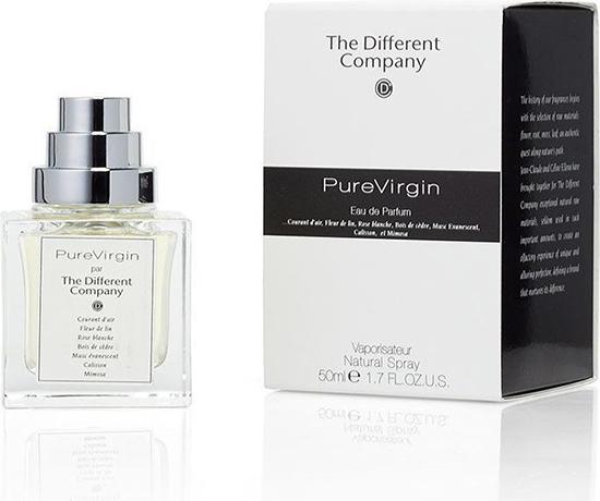 Парфюмированная вода The Different Company Pure Virgin унисекс  - edp 50 ml