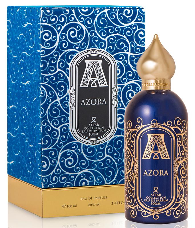 Парфюмированная вода Attar Collection Azora для мужчин и женщин  - edp 100 ml